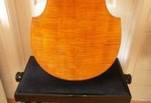 Très belle basse de viole 7 cordes – Superbe 7 strings bass viol / SOLD / VENDU