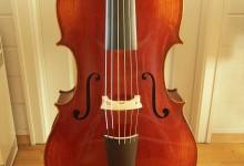 Magnifique Violone en Sol / G Violone – VENDU SOLD
