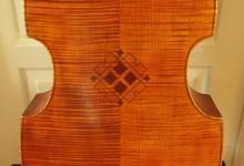 Superbe et excellente basse de viole 7 cordes / Very great 7 strings viola da gamba